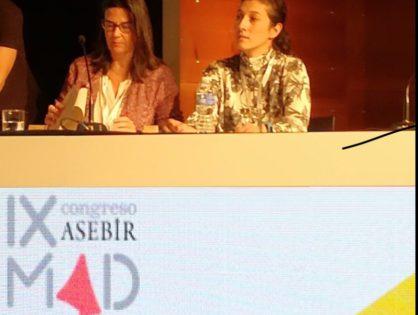 IX Congreso ASEBIR, Madrid 2017