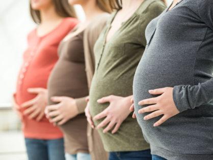 Probabilidad de embarazo según edad de la mujer en reproducción asistida
